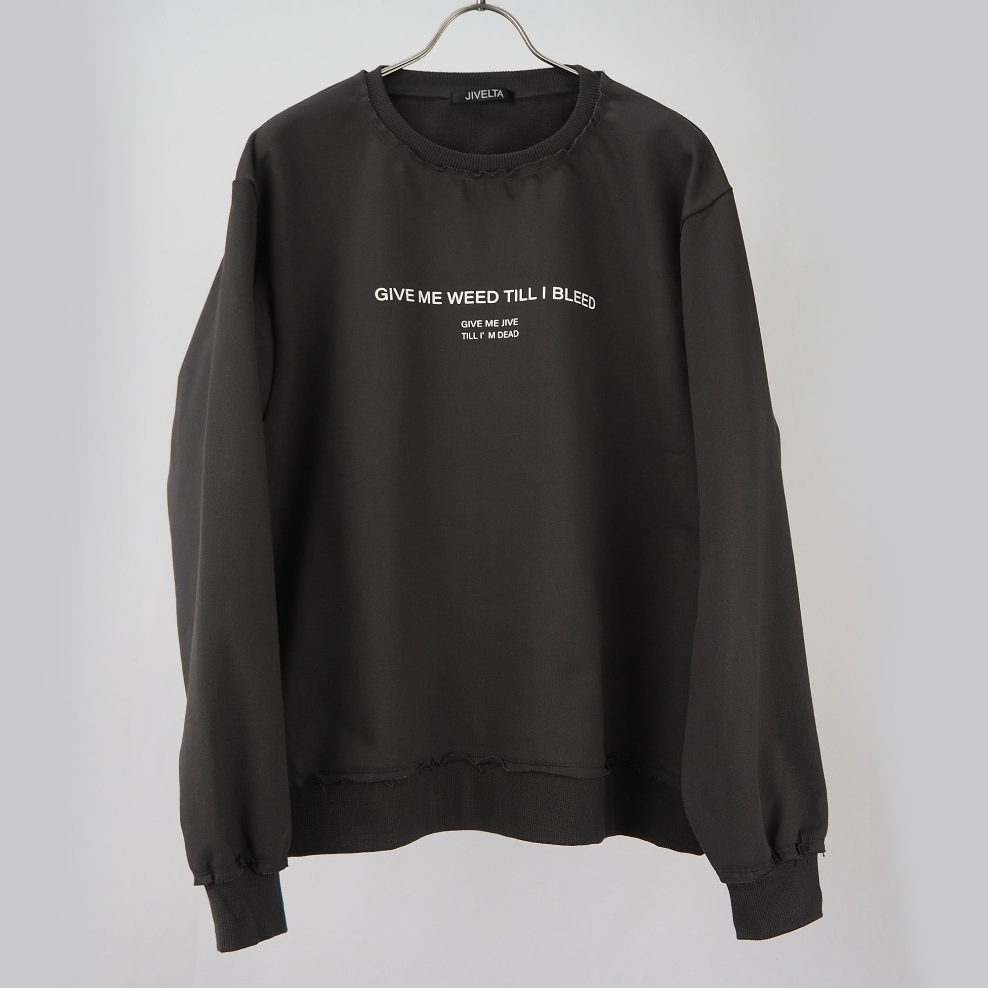 L/S SWEAT | JIVELTA 2020 SS
