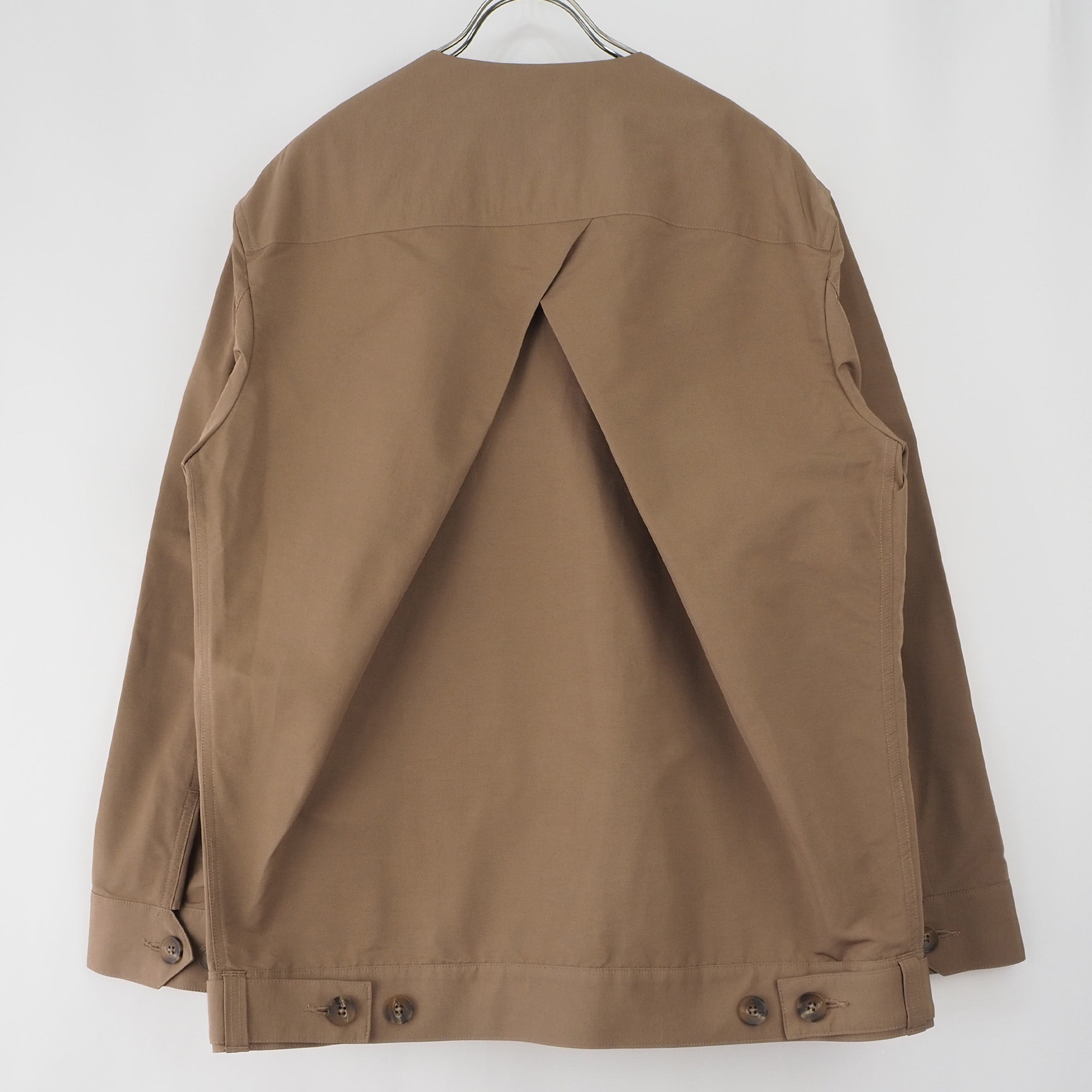 NO COLLAR JKT | JIVELTA 2020 SS