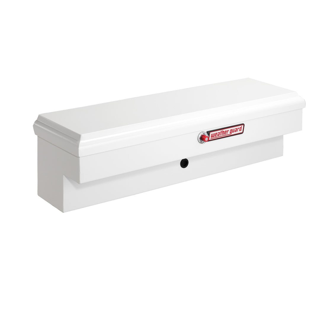 WEATHER GUARD 185-3-01 Lo-Side Box, Steel, Short, 3.2 cu ft