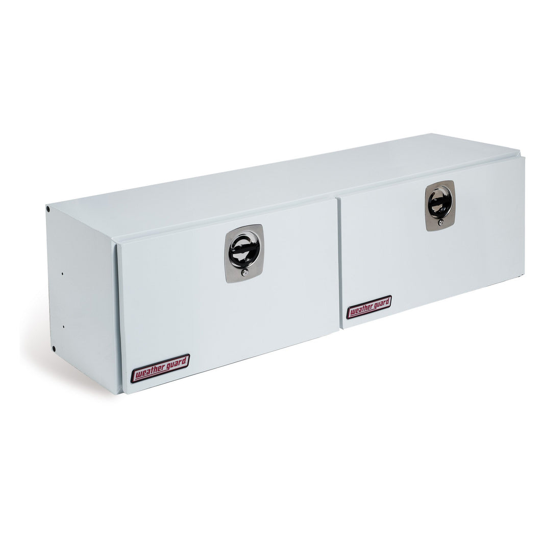 WEATHER GUARD 265-3-02 Super-Side Box, Steel, 10.8 cu ft