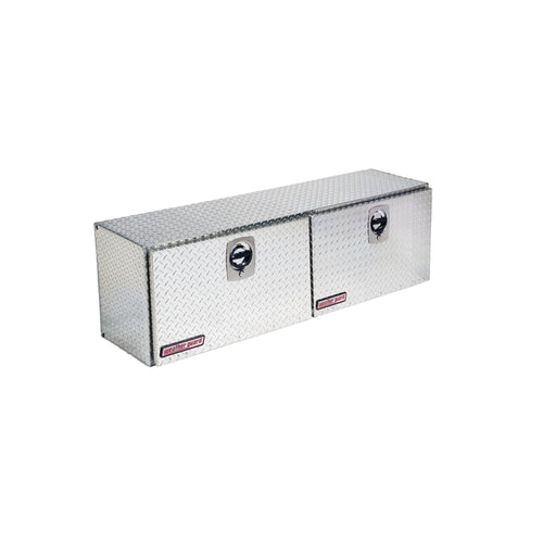 WEATHER GUARD 365-0-02 Super Hi-Side Box, Aluminum, 10.8 cu ft