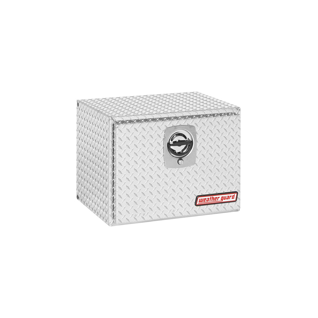 WEATHER GUARD 627-0-02 Under Bed Box, Aluminum, Compact, 4.3 cu ft