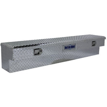Load image into Gallery viewer, Model 63060190 60in Lo-Side Truck Box, Brite Aluminum