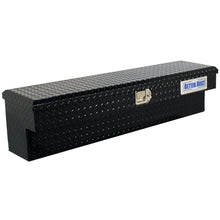 Load image into Gallery viewer, Model 63210944 48in Lo-Side Truck Box, Aluminum, Gloss Black