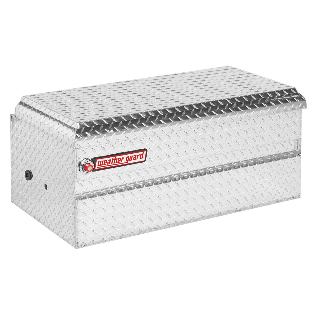 WEATHER GUARD 644-0-01 All-Purpose Chest, Aluminum, Compact, 6.0 cu ft