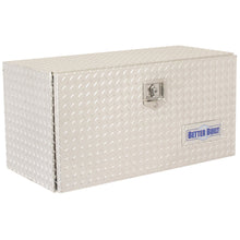 Load image into Gallery viewer, Model 65010157 36in Under Bed Truck Box, Single Door, Brite Aluminum