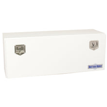 Load image into Gallery viewer, Model 65210167 48in Under Bed Truck Box,Single Door, Double Latch, White