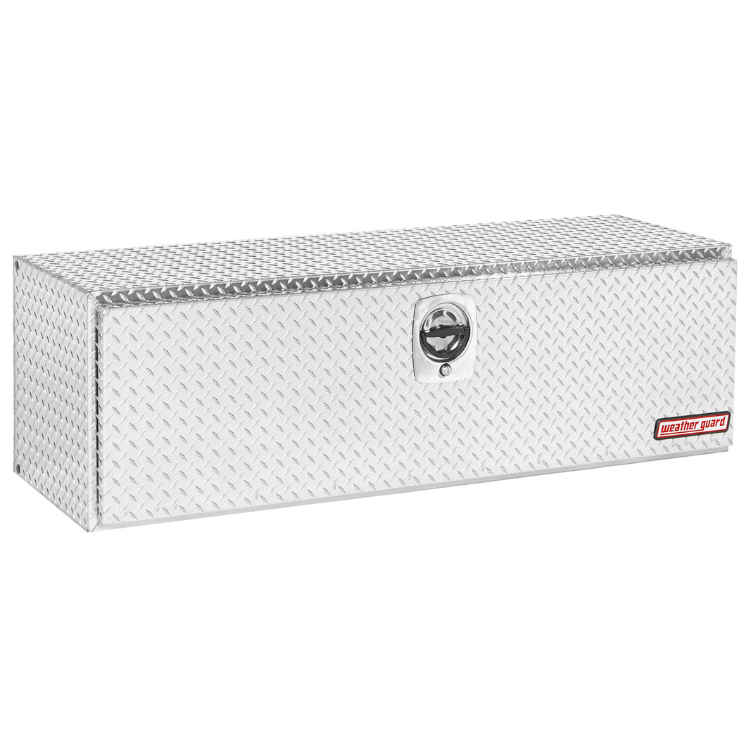 WEATHER GUARD 660-0-02 Under Bed Box, Aluminum, Compact, 11.2 cu ft