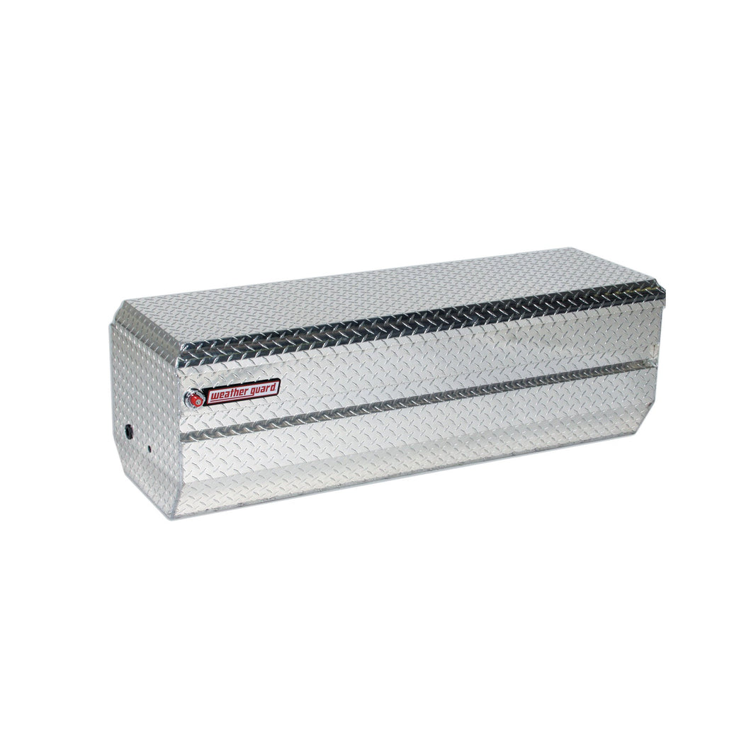 WEATHER GUARD 664-0-01 All-Purpose Chest, Aluminum, Full, 13.1 cu ft