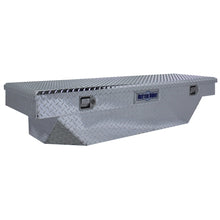 Load image into Gallery viewer, Model 73010854 61.5in Saddle Truck Box, Universal, Brite Aluminum