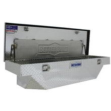 Load image into Gallery viewer, Better Built 73010854 61.5in Saddle Truck Box, Universal, Brite Aluminum