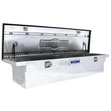 Load image into Gallery viewer, Better Built 73010910 71in Saddle Truck Box, Low-Profile, Brite Aluminum