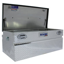 Load image into Gallery viewer, Better Built 79010981 48in Chest Truck Box, Wide, Brite Aluminum