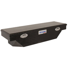 Load image into Gallery viewer, Model 79210990 61.5in Saddle Truck Box, Universal, Gloss Black
