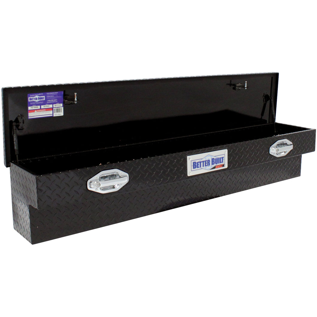 Better Built 79210996 60in Lo-Side Truck Box, Gloss Black
