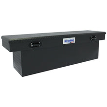 Load image into Gallery viewer, Model 79211096 71in Saddle Truck Box, Deep, Matte Black