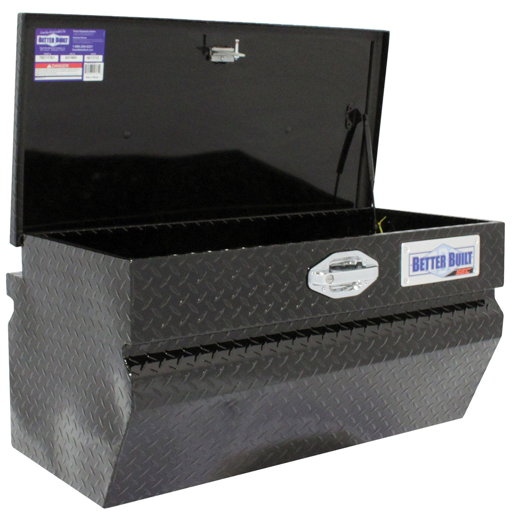 Better Built 79211761 20in Chest Truck Box, Single Lid, Black