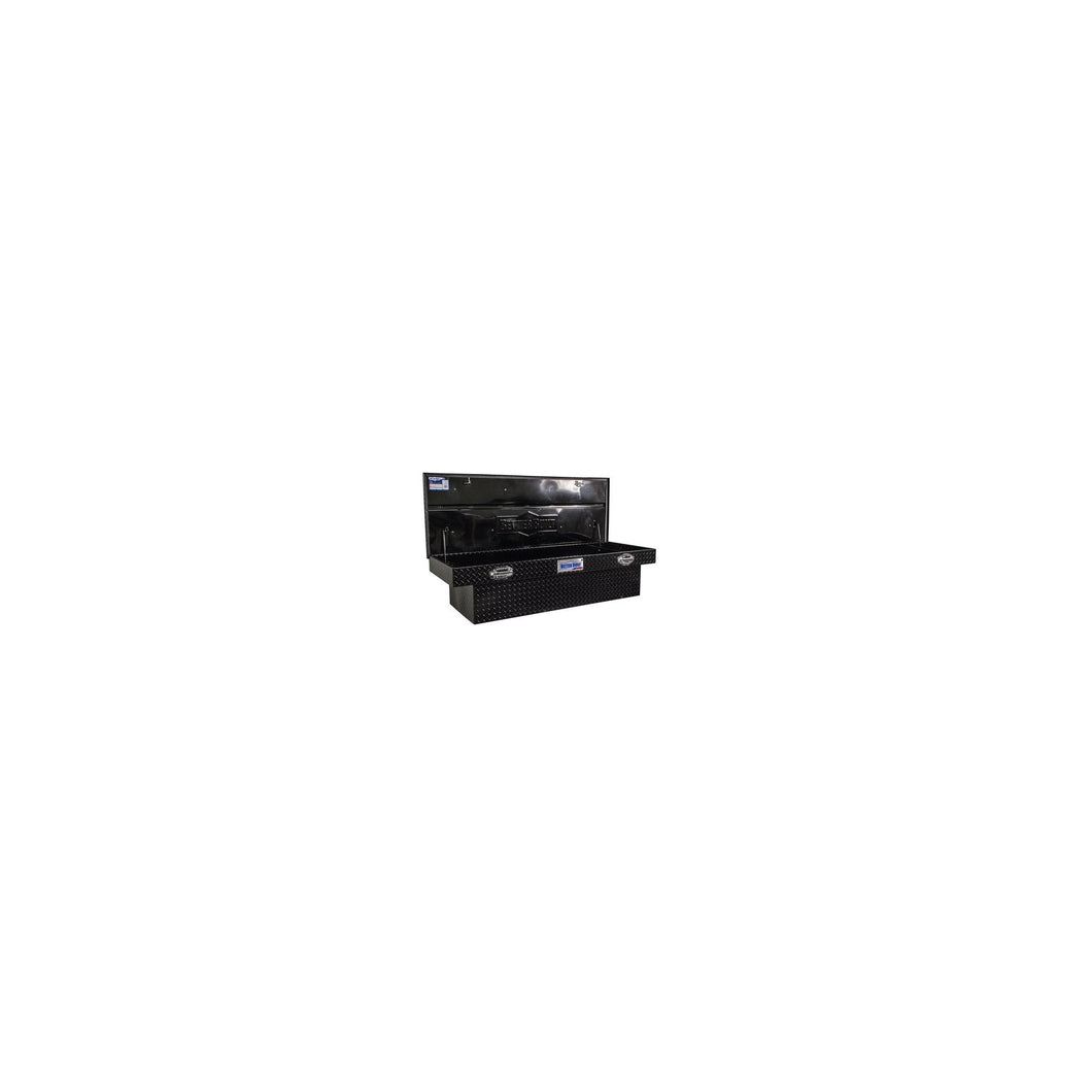 Better Built 79212416 71in Saddle Truck Box, Low-Profile, Deep, Wide, Gloss Black