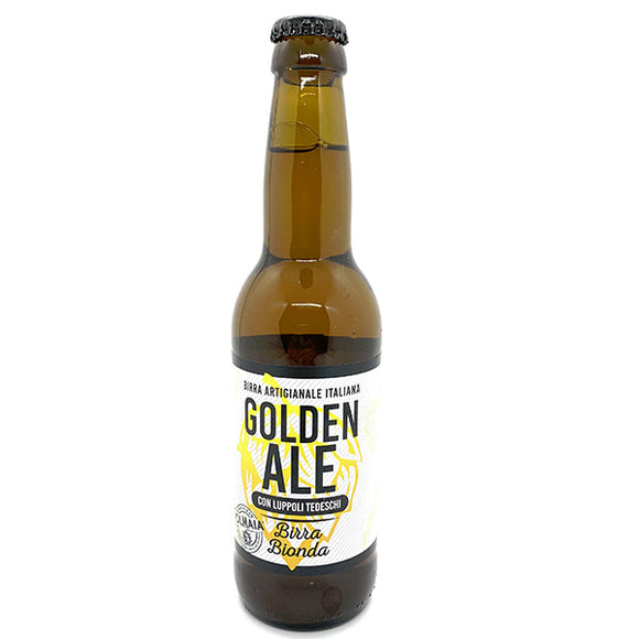 Birra Golden Ale 33cl