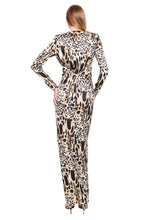 Load image into Gallery viewer, Leopard Gown