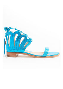 TURQUOISE LILLY SANDAL