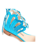 Load image into Gallery viewer, TURQUOISE LILLY SANDAL