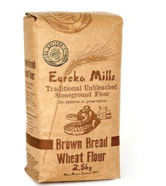 Eureka Brown Bread Wheat Flour 2,5kg