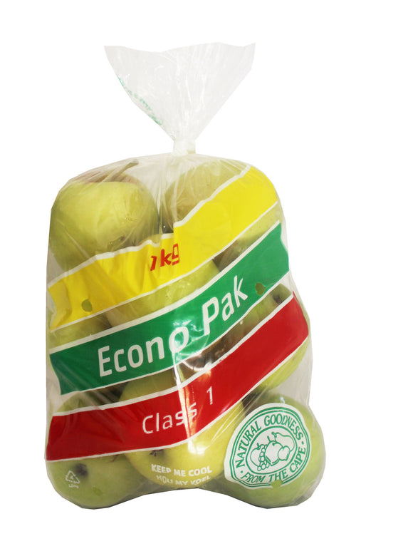 Golden Delicious Apples Econo Pak 1kg (small size)