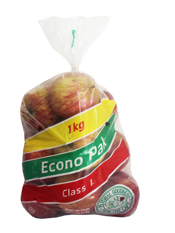 Starking Apples Econo Pak 1kg (small size)