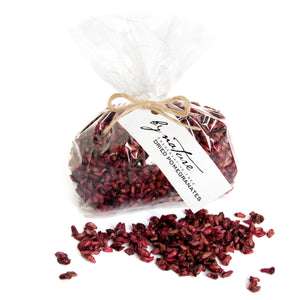 By Nature Dried Sulphur-free Pomegranates 70g