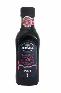 Olitalia Balsamic Vinegar of Modena 250ml