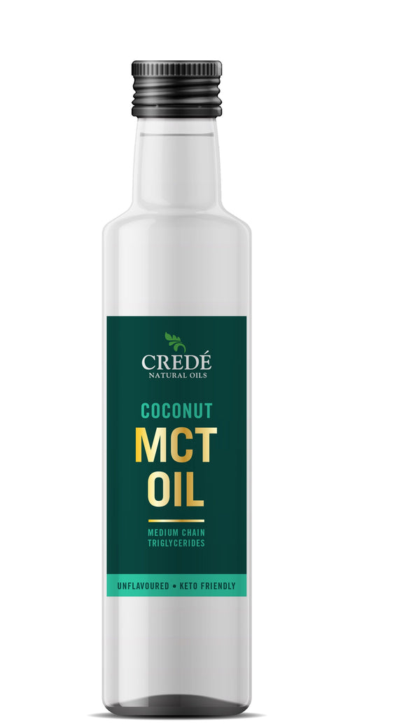 Credé Coconut MCT Oil 250ml