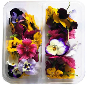 Behind the Shed Edible Flowers Punnet