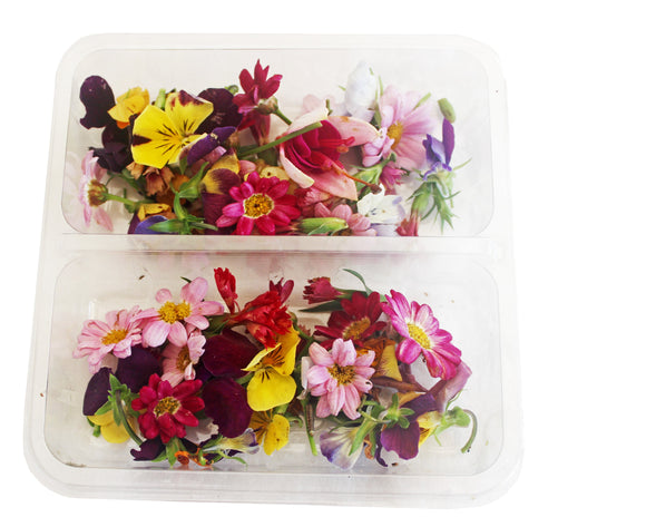 Edible Flowers Punnet