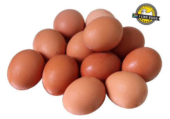 Free Range Large Eggs 2.5 Dozen
