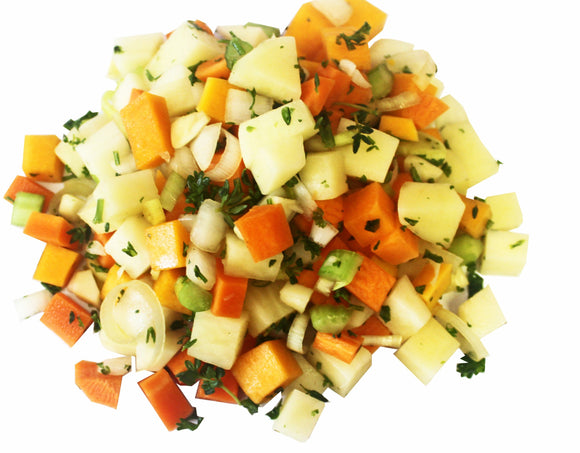 Diced Vegetable Soup Mix 700g