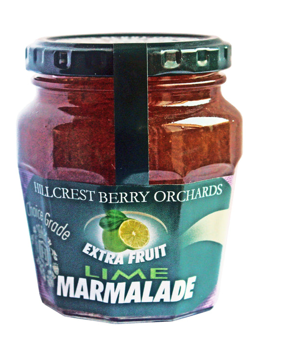 Hillcrest Lime Marmalade 265g