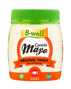 B-well Mayonnaise Original Tangy 375g