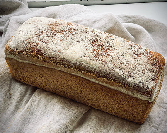 SCHOON Country Loaf (frozen) 600g