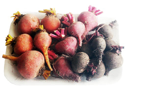 Mixed Baby Beetroot Punnet 350g