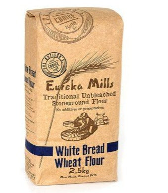 Eureka White Bread Wheat Flour 2,5kg