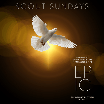 Scout Sundays - Join Us!