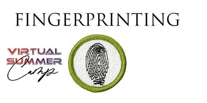 Fingerprinting MB - Summer Camp Class