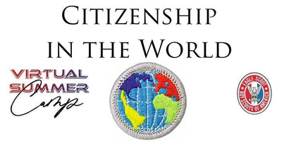 Citizenship in the World MB - Summer Camp Class