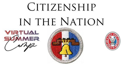 Citizenship in the Nation MB - Summer Camp Class