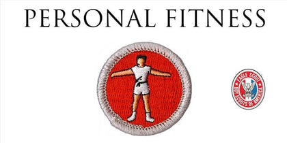 Personal Fitness Merit Badge (Bay Area & SHAC Scouts)