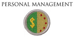 Personal Management Online Merit Badge