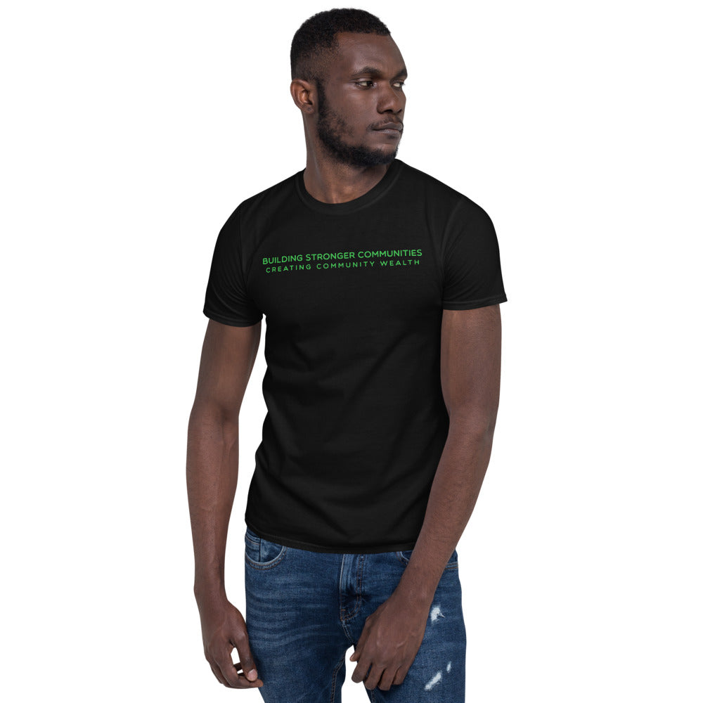 EVOLVE GUIDING PRINCIPLES Short-Sleeve Unisex T-Shirt