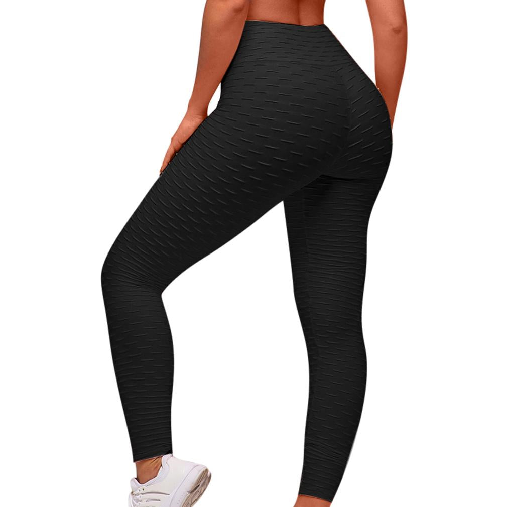 Booty Lifting Anti Cellulite Leggings