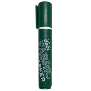 Marvy Broad Point Fabric Marker Kelly Green